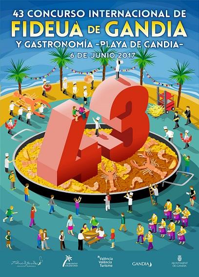 Fideua de Gandia 2017