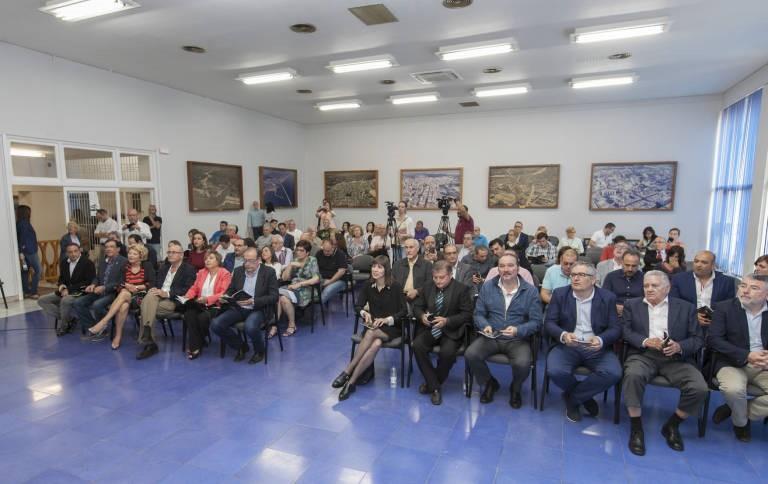 Presentacion del Concurso Internacional de la Fideuà De Gandia y Gastronomía
