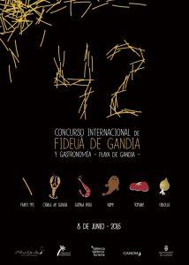 42 Edición del Concurso Internacional de la Fideuà de Gandia y Gastronomía