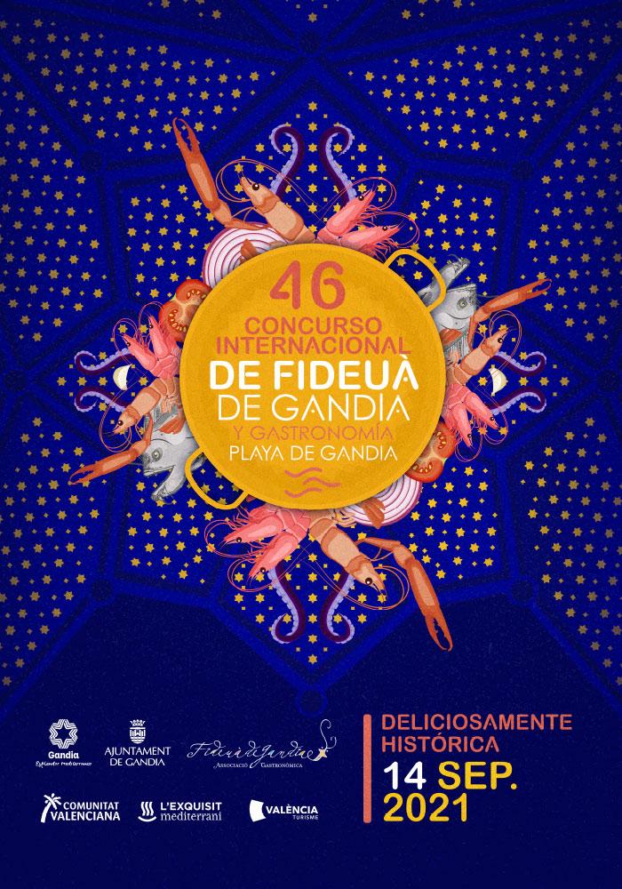 Concurso Fideua Gandia 2021